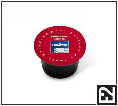 euroduemila - capsule lavazza blue caffe espresso intenso