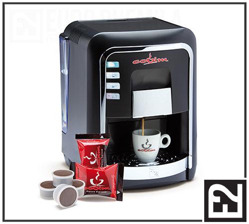 euroduemila - Macchina per Caffè Capsy Nera